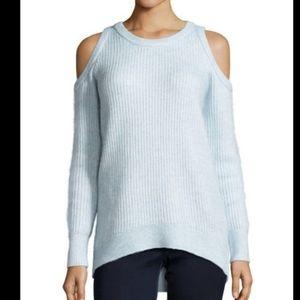 BNWOT Michael Kors wool cold shoulder sweater